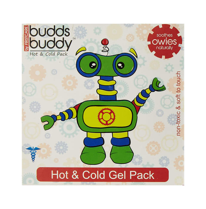 Buddsbuddy Hot and Cold Gel Pack Red
