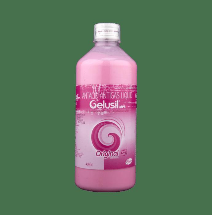 Gelusil MPS Original Liquid Sugar Free Mint