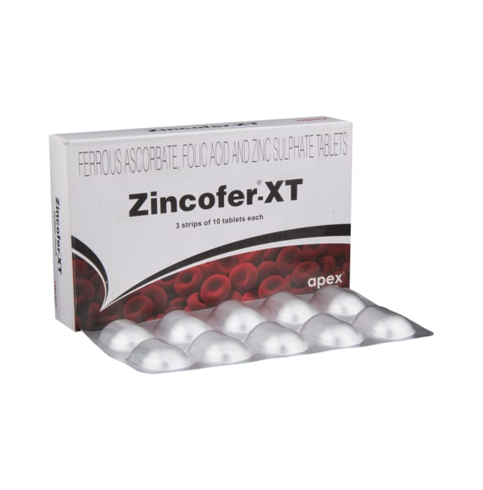 Zincofer-XT Tablet