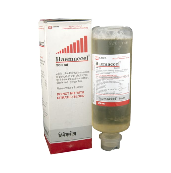 Haemaccel Infusion