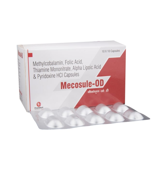Mecosule -OD Capsule