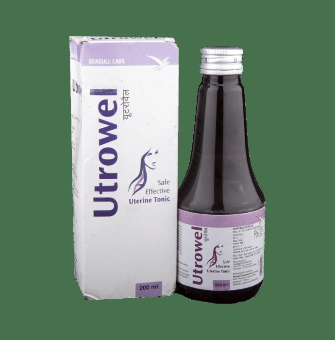Utrowel Uterine Tonic Syrup