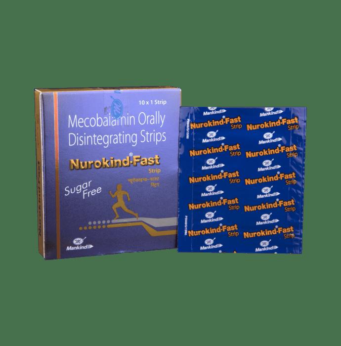 Nurokind -Fast  Sugar free Strip