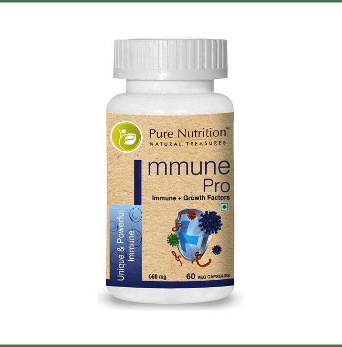 Pure Nutrition Immune Pro Capsule