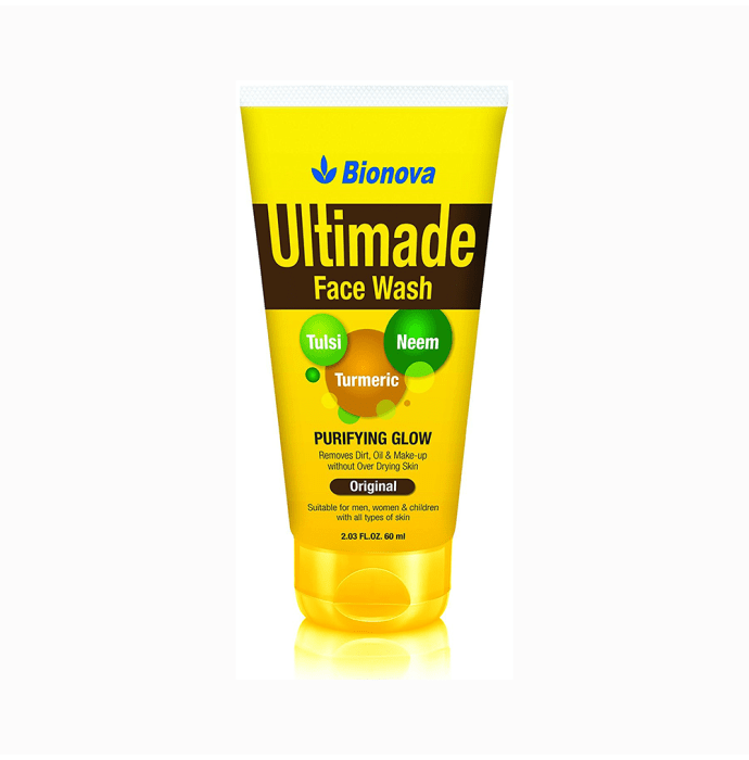 Bionova Ultimade Face Wash