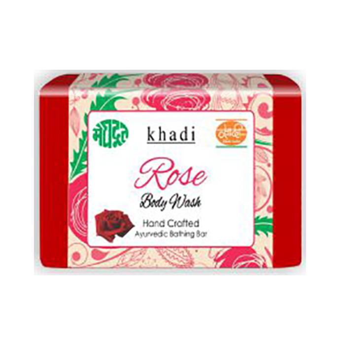 Meghdoot Rose Body Wash Pack of 2