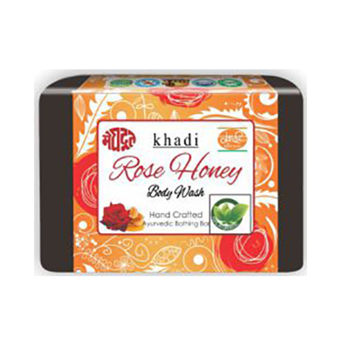 Meghdoot Rose Honey Body Wash Pack of 2