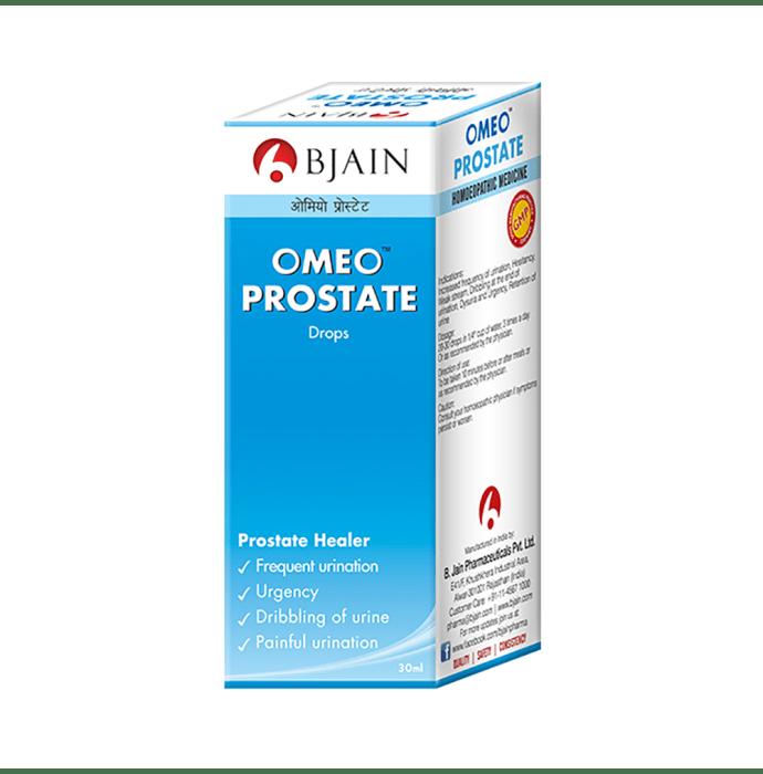 Bjain Omeo Prostate Drop