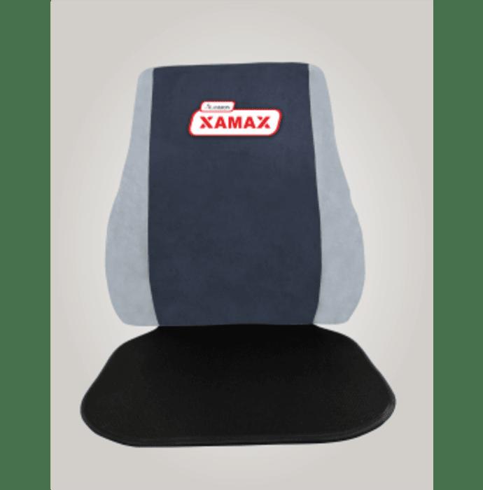 Amron Xamax Backrest (Executive Plus) Grey