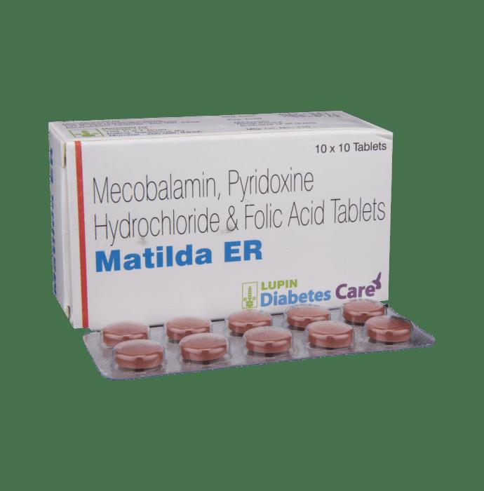 Matilda ER Tablet