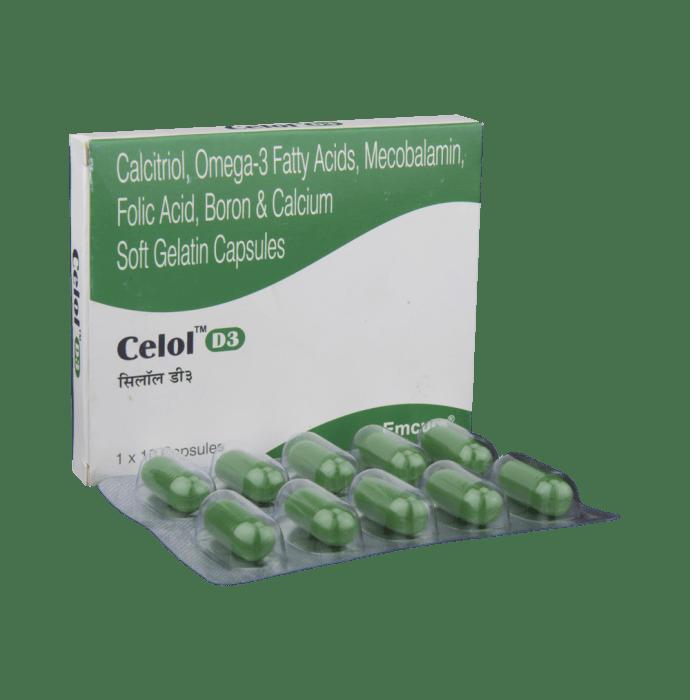 Celol -D3 Capsule