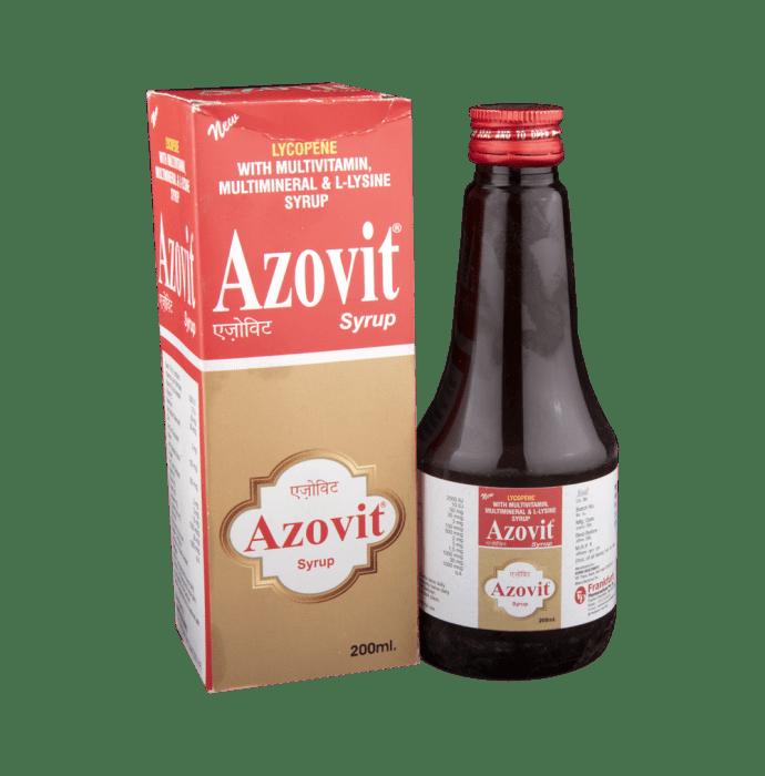 Azovit Syrup