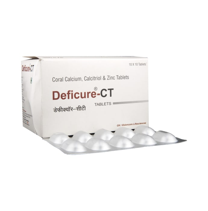 Deficure -CT Tablet
