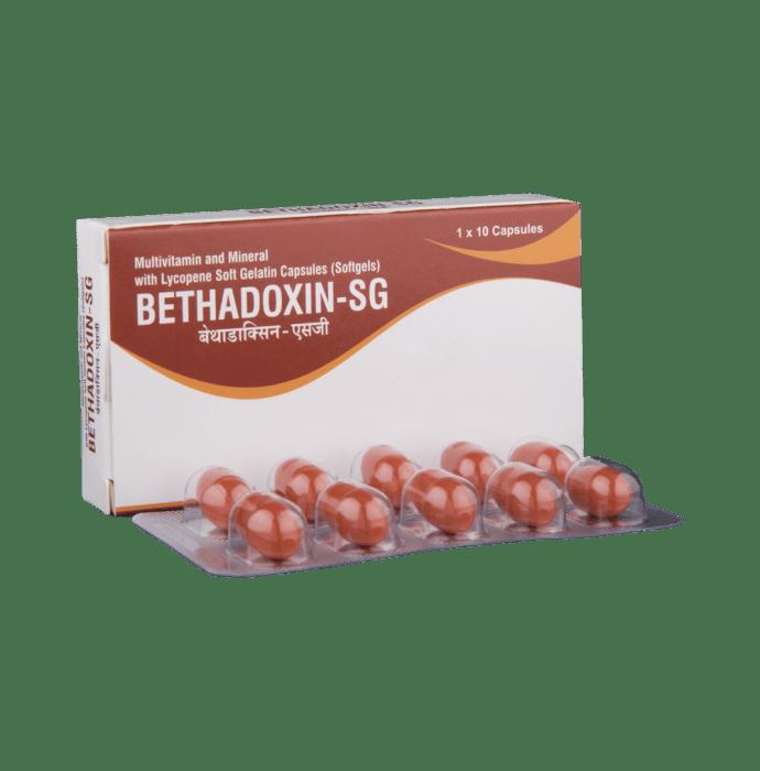 Bethadoxin SG Capsule