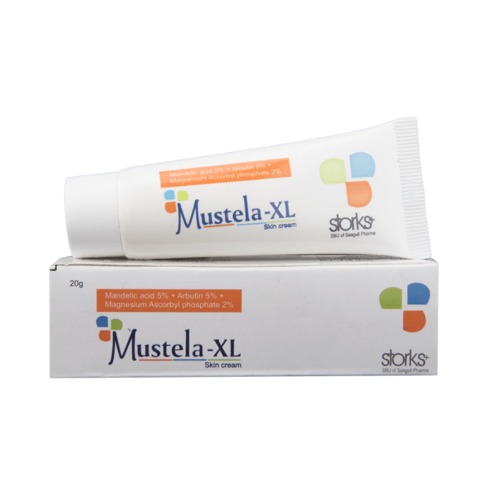 Mustela - XL Cream