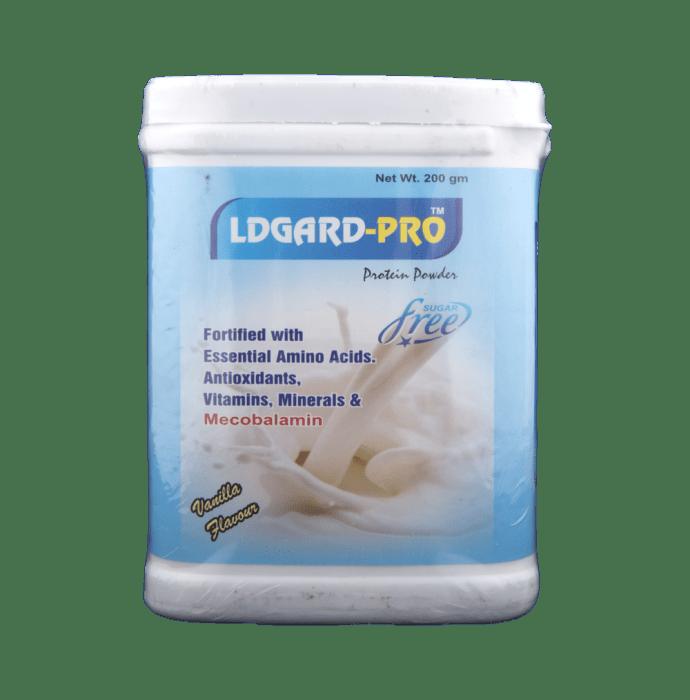 Ldgard-Pro Powder Vanilla Sugar Free