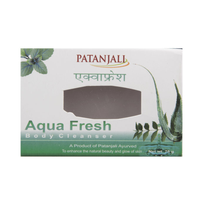 Patanjali Ayurveda Aqua Fresh Body Cleanser