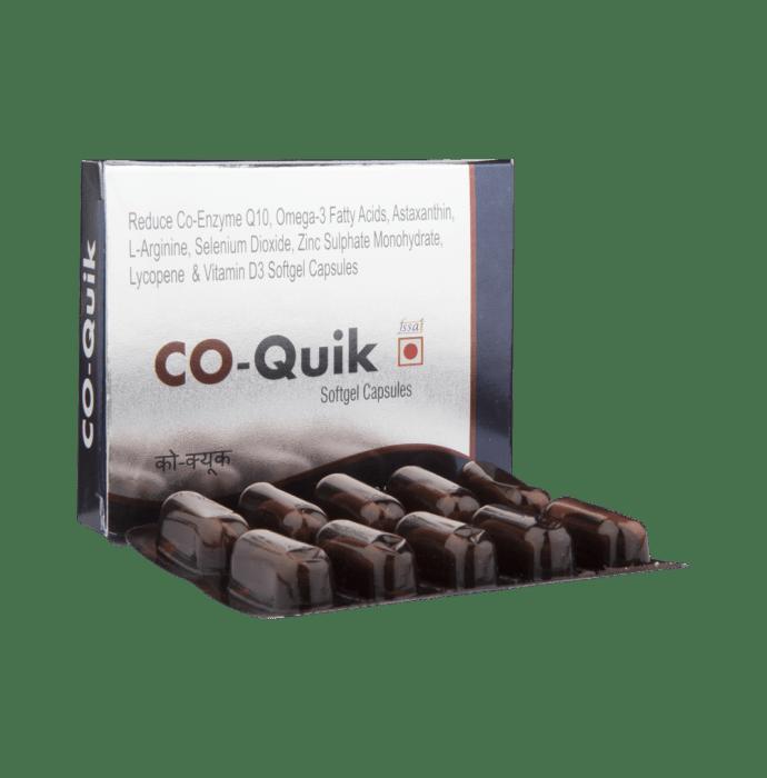 CO Quik Capsule