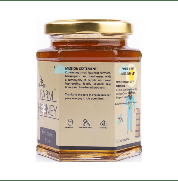 Farm Honey's Black Pepper