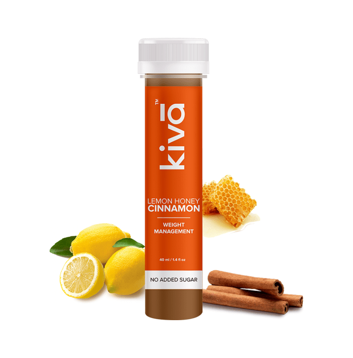 Kiva Lemon Honey Cinnamon Shot