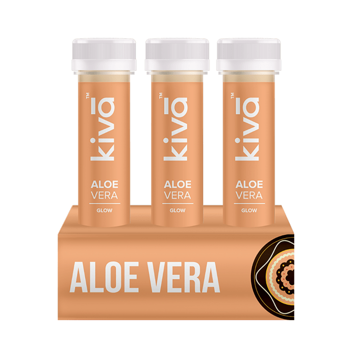 Kiva Aloe Vera Shot Pack of 6