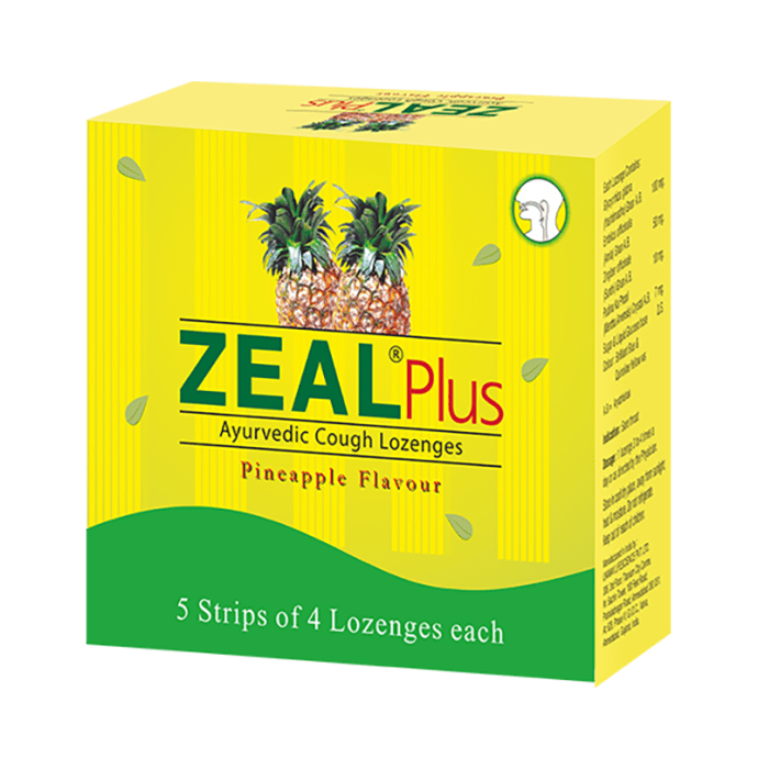 Vasu Zeal Plus Lozenges Pack of 2