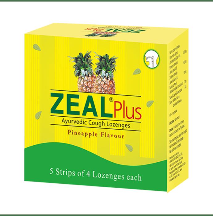 Vasu Zeal Plus Lozenges