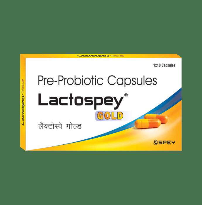 Lactospey Gold Capsule