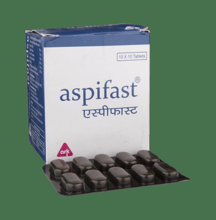 Aspifast Tablet