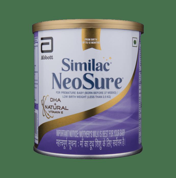 Similac Neosure with DHA + Natural Vitamin E