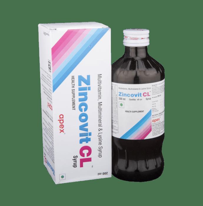 Zincovit CL Syrup