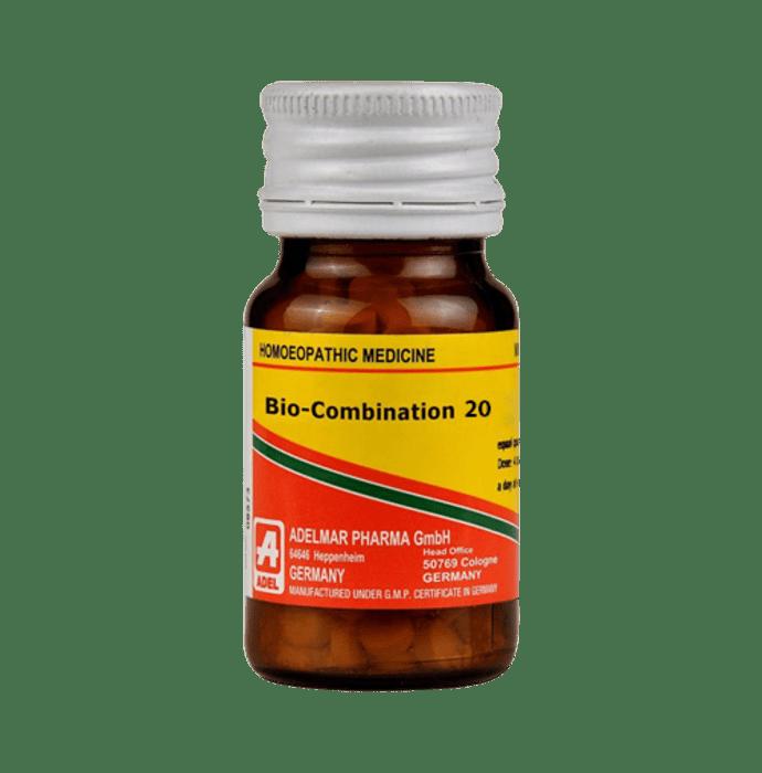 ADEL Bio-Combination 20 Tablet