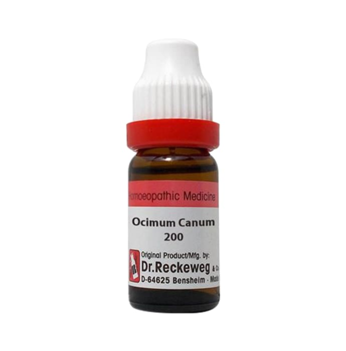 Dr. Reckeweg Ocimum Canum Dilution 200 CH