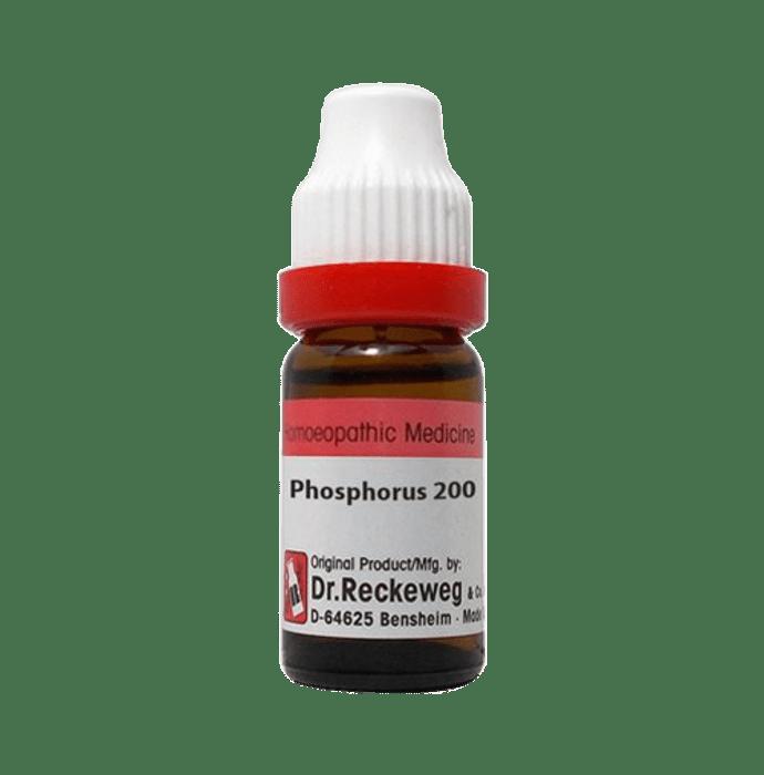Dr. Reckeweg Phosphorus Dilution 200 CH
