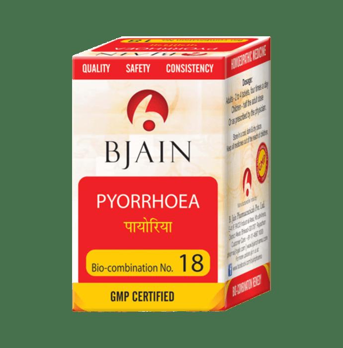 Bjain Bio-Combination No. 18 Tablet