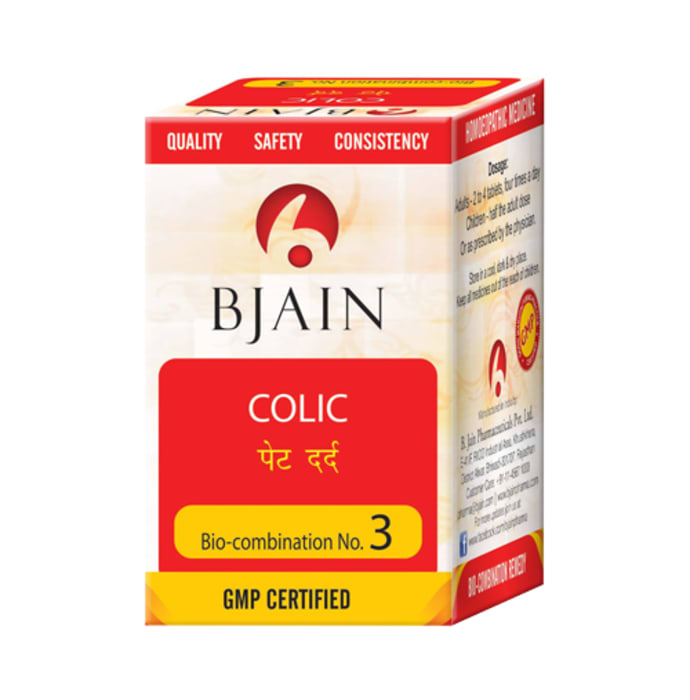 Bjain Bio-Combination No. 3 Tablet
