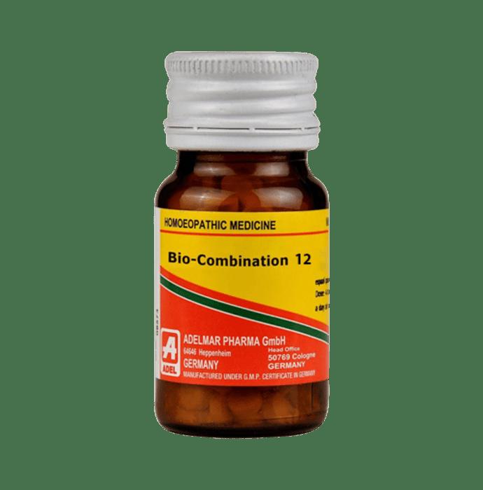 ADEL Bio-Combination 12 Tablet