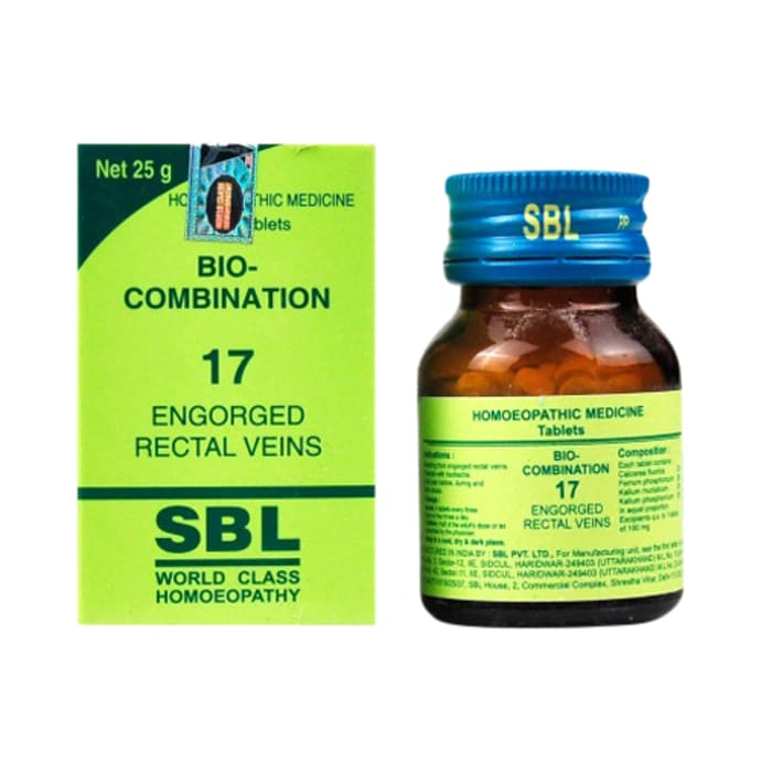 SBL Bio-Combination 17 Tablet