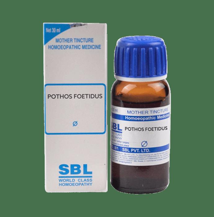SBL Pothos Foetidus Mother Tincture Q