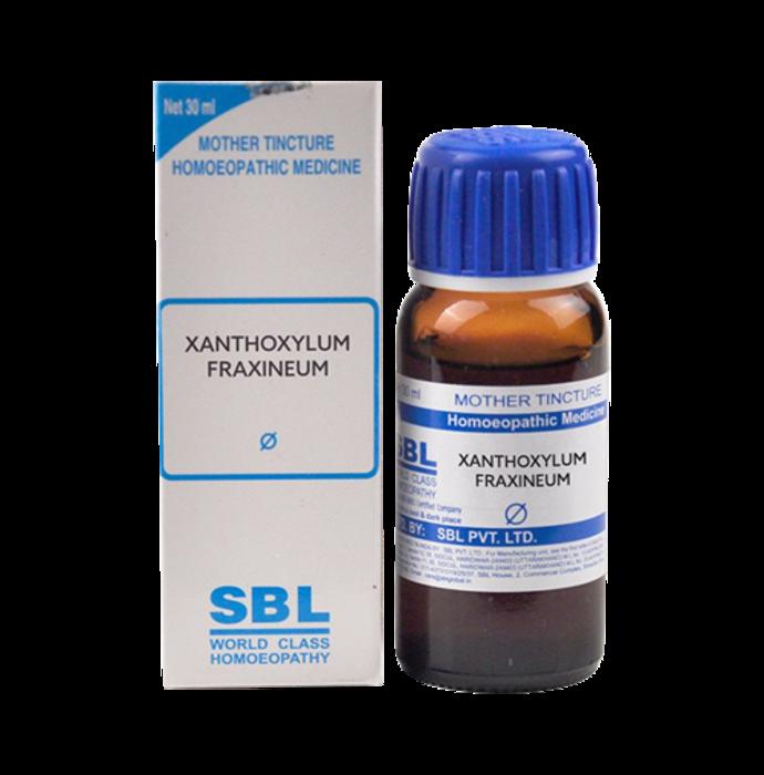 SBL Xanthoxylum Fraxineum Mother Tincture Q