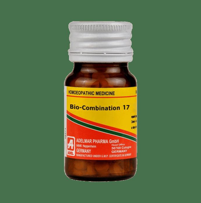 ADEL Bio-Combination 17 Tablet