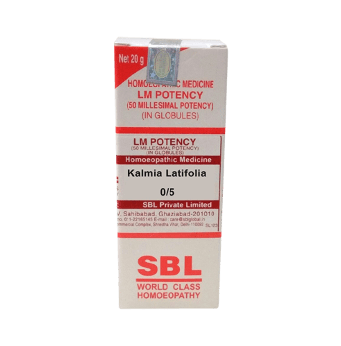 SBL Kalmia Latifolia 0/5 LM
