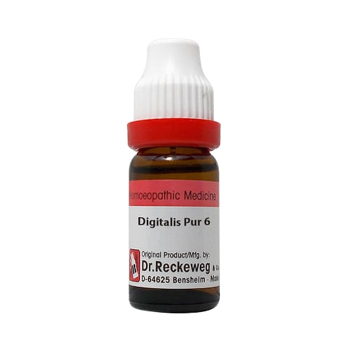 Dr. Reckeweg Digitalis Purp Dilution 6 CH