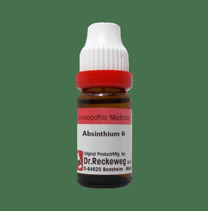 Dr. Reckeweg Absinthium Dilution 6 CH
