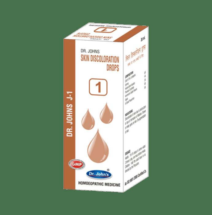 Dr. Johns J-1 Skin Discoloration Drop