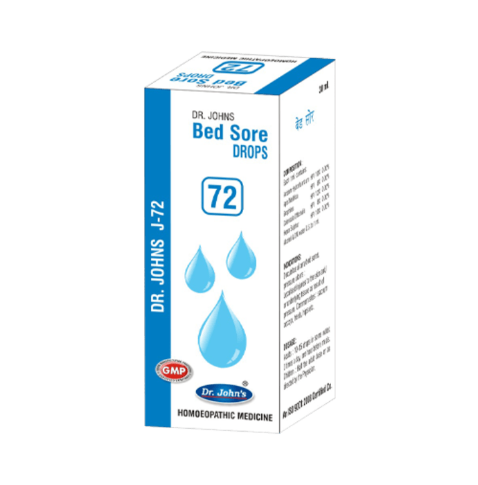 Dr. Johns J-72 Bed Sore Drop