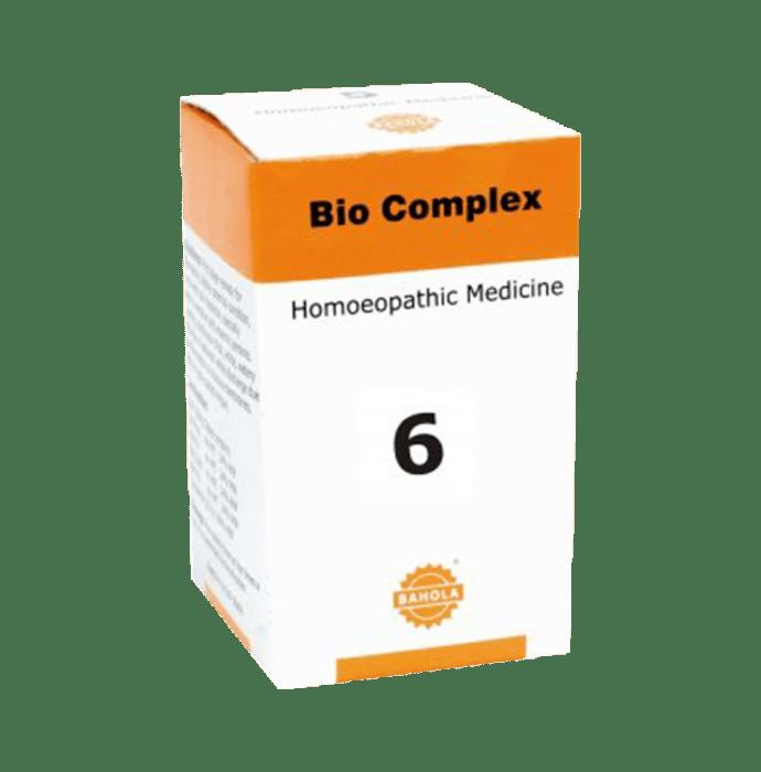 Bahola Bio Complex 6 Biocombination Tablet
