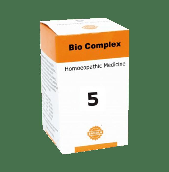 Bahola Bio Complex 5 Biocombination Tablet