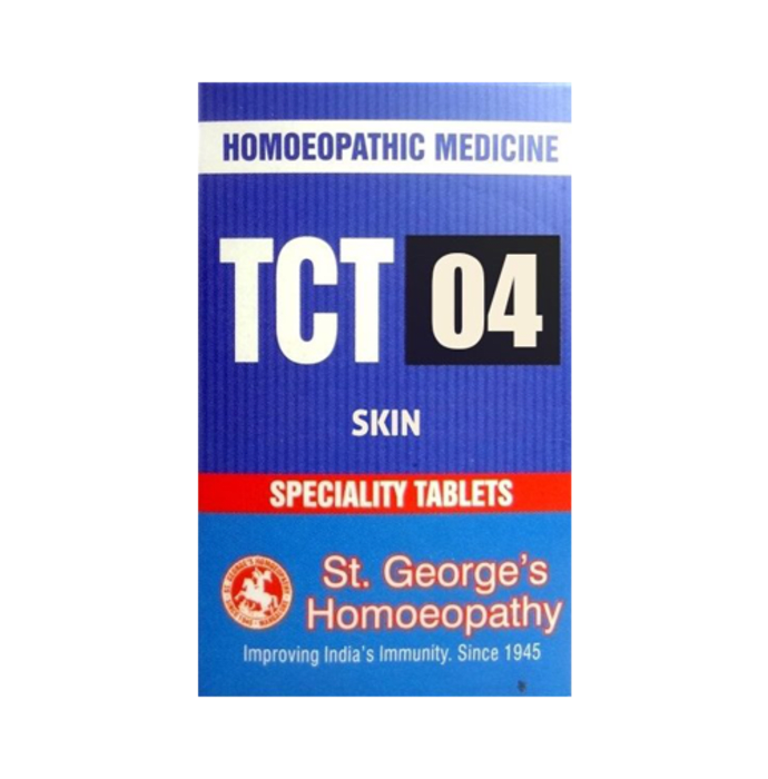 St. George's TCT 04 Skin Tablet
