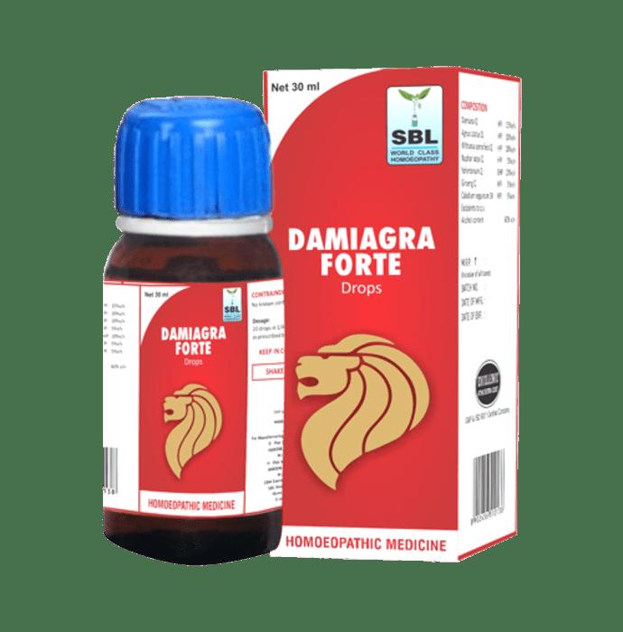 SBL Damiagra Forte Drop